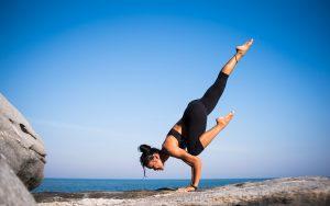 Ćwiczenia równoważne na piłce - warto