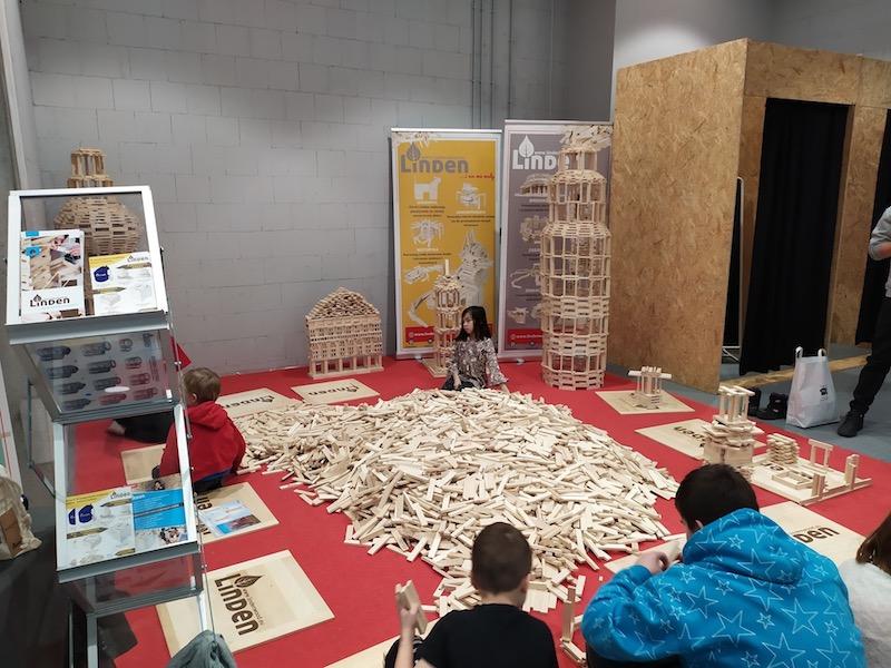 Drewniane łamigłówki dla dzieci i dorosłych od Linden