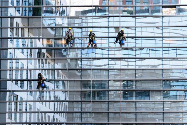 Usługi alpinistyczne - jak wyglada praca?