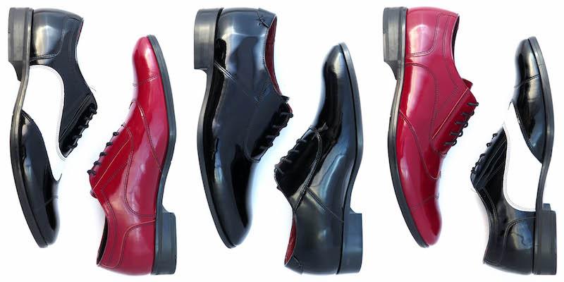 Kolorowe buty do garnituru alternatywą dla klasycznej czerni.