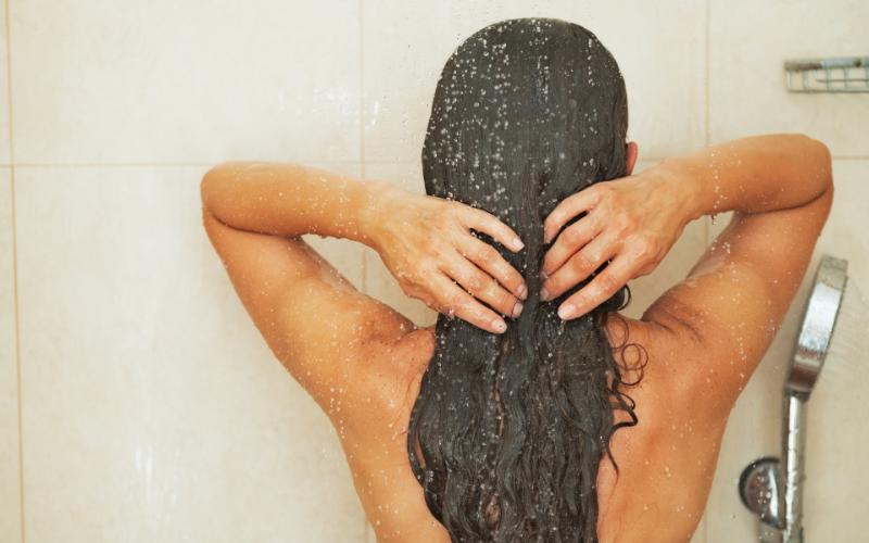 Jak używać - szampon w kostce.